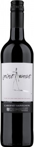 Point West Cabernet Sauvignon tinto 2016