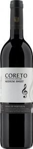 Coreto Medium Sweet Tinto 2013