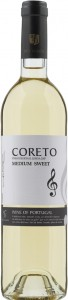 Coreto Medium Sweet Branco 2013