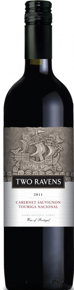 TWO RAVENS red 2011